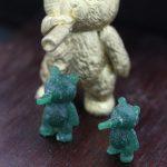 3Dスキャンの試作(有名な性悪グマ)